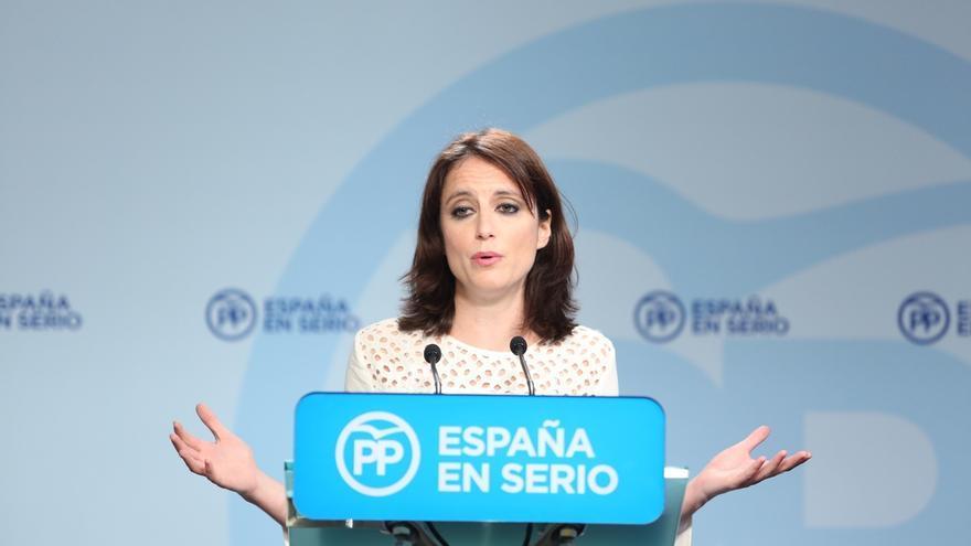 """PP dice que Rajoy """"no habla de ajustes"""" para cumplir el déficit pero no descarta """"otras medidas"""" si es necesario"""