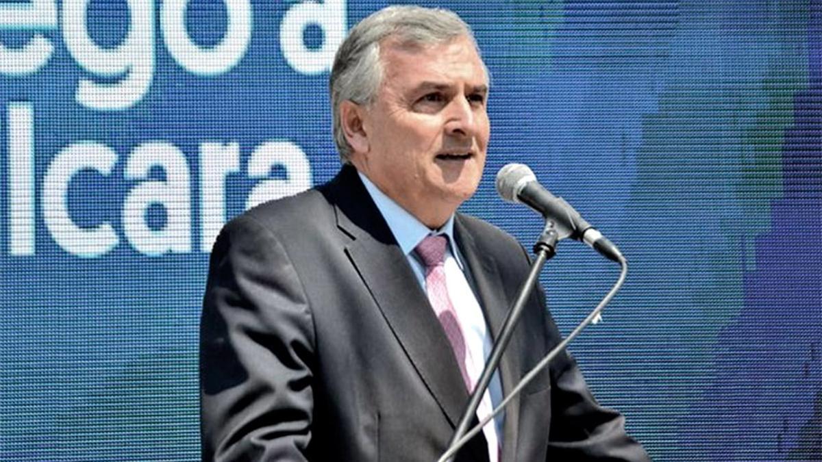 El gobernador de Jujuy, Gerardo Morales, reafirmó que el radicalismo competirá en las PASO con el PRO.