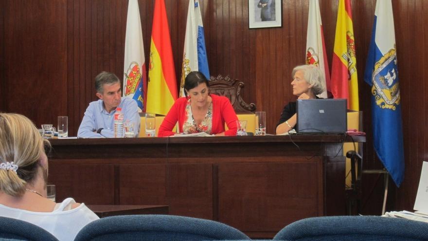 El Pleno aprueba una modificación del PGOU de 1997 para posibilitar la reforma del Palacio Pombo