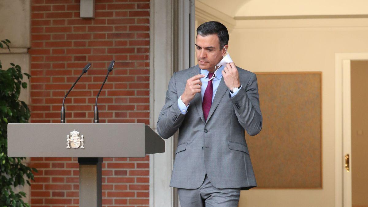 El presidente del Gobierno, Pedro Sánchez, explica los motivos de la concesión de los indultos.