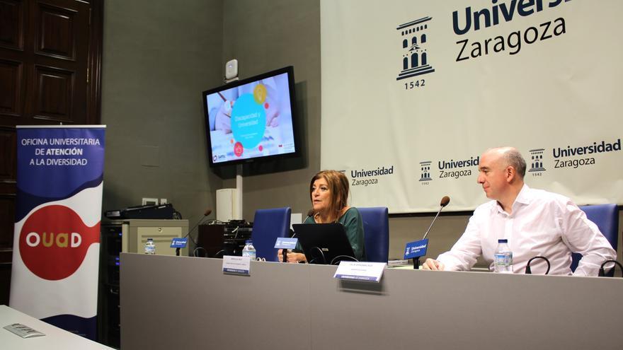 Presentacion del informe sobre discapacidad en el mundo universitario