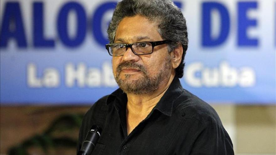 """El jefe negociador de las FARC dice que es necesario """"producir resultados"""""""