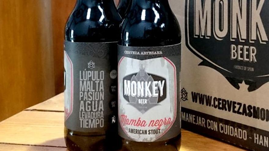Cerveza Mamba Negra