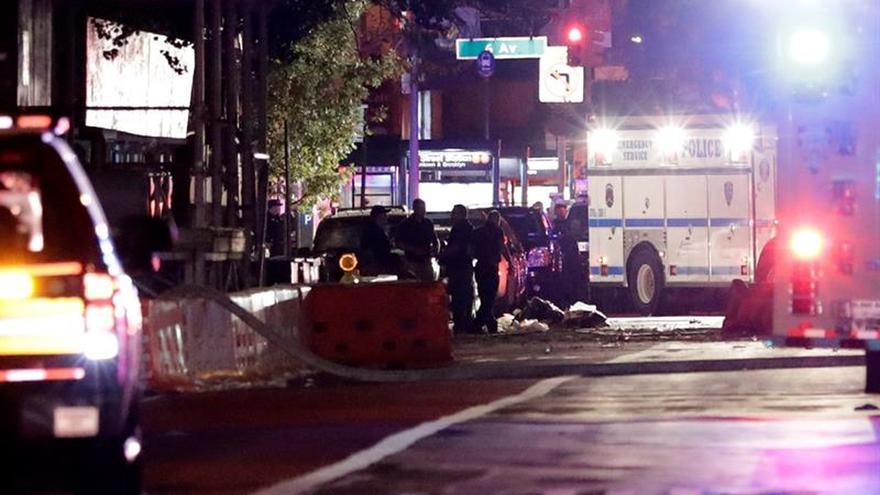 """El alcalde de Nueva York califica la explosión de """"acto deliberado"""""""