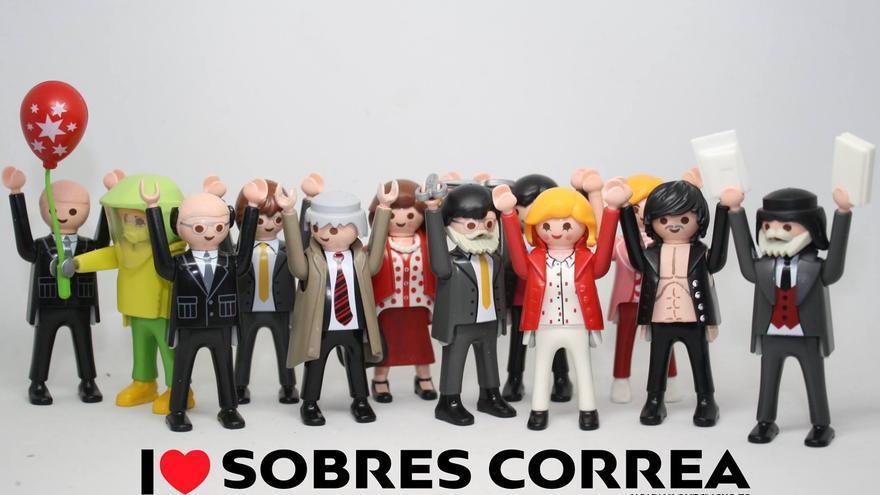 I love sobres Correa