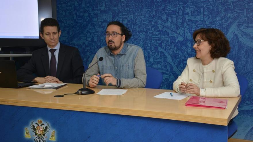 Presentación del curso. FOTO: Ayuntamiento de Toledo