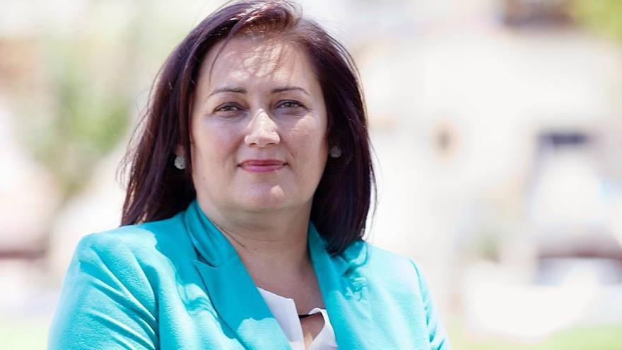 Guadalupe González Taño es diputada regional de CC.