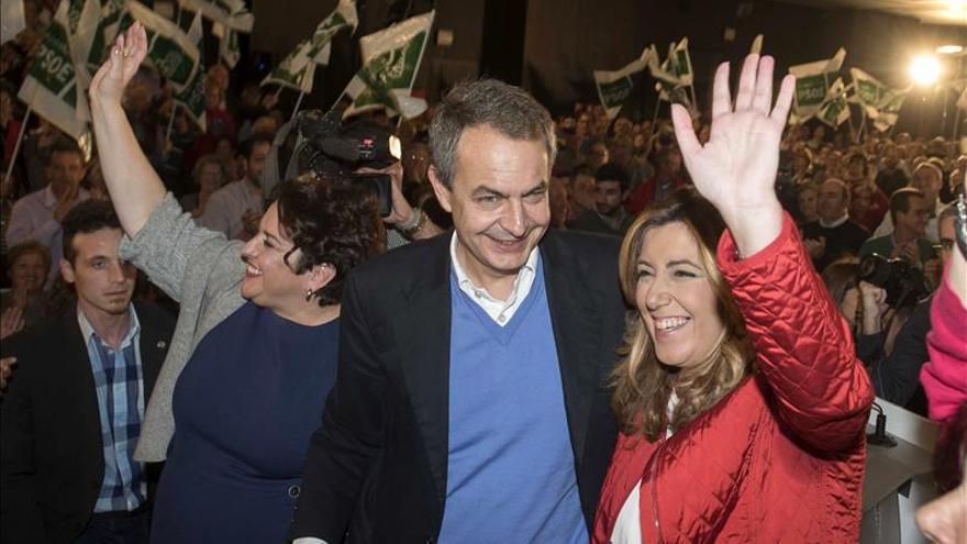 """Zapatero: """"Si no gana el PSOE, no me voy a llevar un gran chasco"""""""