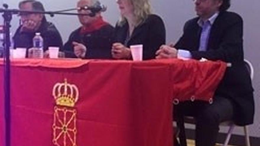 Ollo presenta en París una ponencia sobre la Comunidad foral en la XXXI Semana Cultural de Navarra