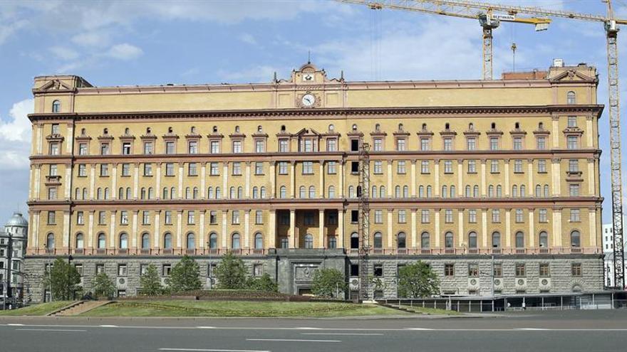 Rusia detiene a un estadounidense bajo sospechas de espionaje