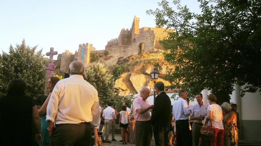 Montánchez castillo