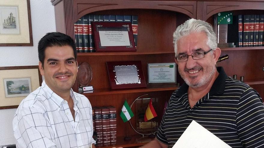 C's alcanza en Espartinas un acuerdo de gobernabilidad con el PSOE para los próximos cuatro años