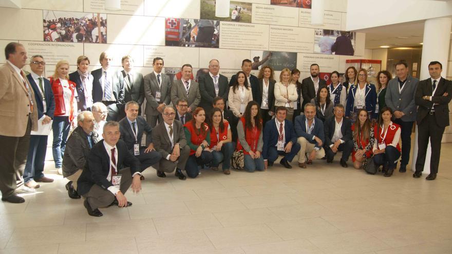 Cruz Roja e Hidraqua fomentan la responsabilidad social de las empresas en Alicante