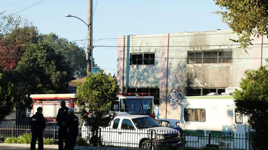 Al menos 9 muertos al declararse un incendio en un concierto en EE.UU.