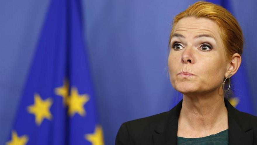 Una ministra danesa publica en Facebook una polémica viñeta de Mahoma con un turbante-bomba