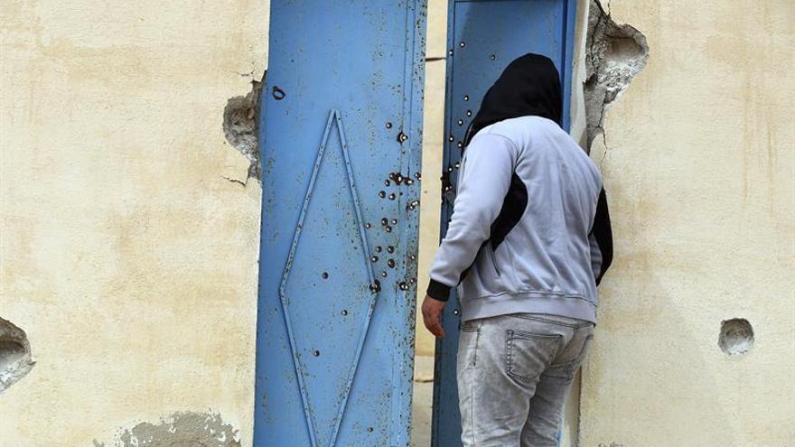 Túnez arresta a seis jóvenes que se disponían a sumarse al EI en Sirte