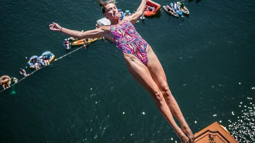 Red Bull Cliff Diving World Series femenino