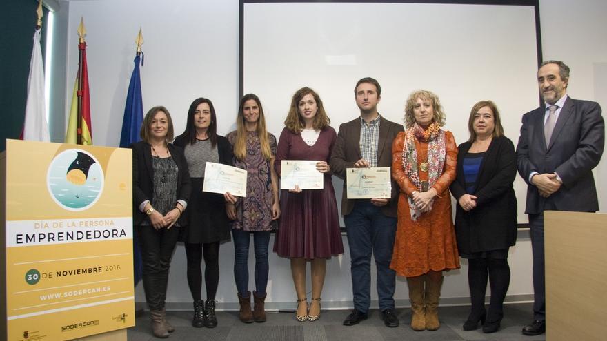 Díaz Tezanos asegura que hacen falta más emprendedores para que Cantabria crezca y cree bienestar