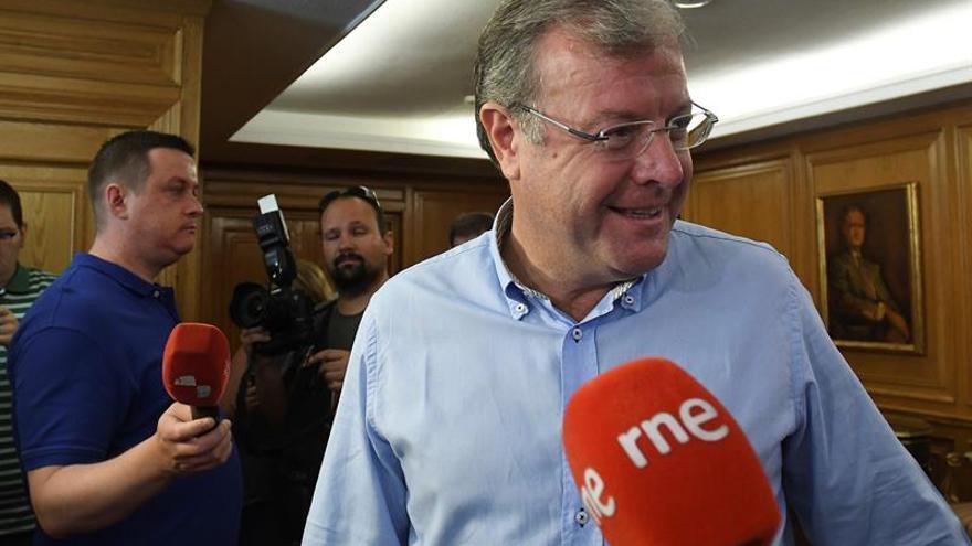El alcalde de León no dimite y recuerda que no está investigado