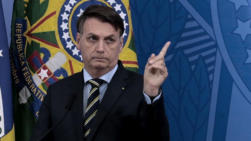 La pandemia golpea el temprano plan de reelección de Bolsonaro