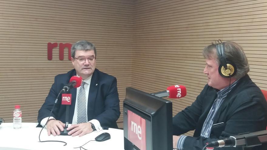 """Aburto mantiene que Bilbao es """"una ciudad segura"""" y que lo ocurrido en Otxarkoaga son """"hechos puntuales"""""""