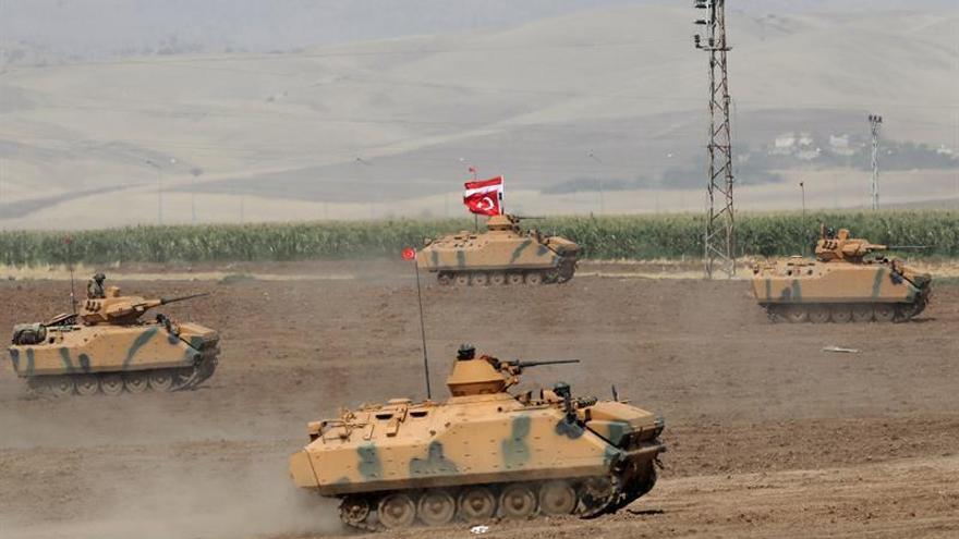 Turquía no cierra el paso al Kurdistán iraquí si Bagdad toma el control