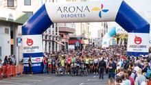 La Maratón Gran Canaria '20 y la Media Maratón de Las Galletas, pospuestas a causa del coronavirus