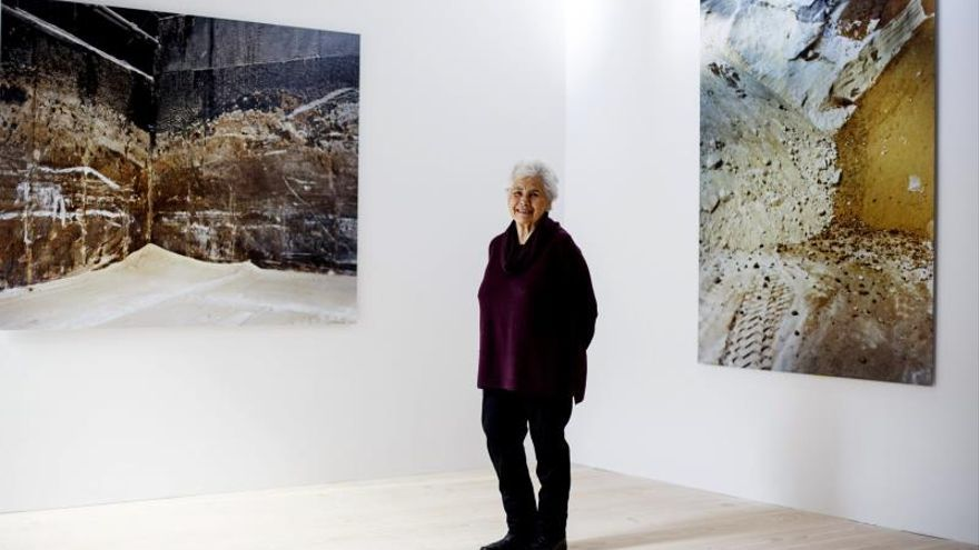 Delfina Entrecanales, un mecenazgo que sigue creciendo a sus 86 años