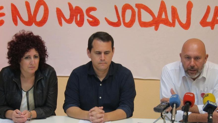Podemos presenta proposición en el Congreso para exigir soterramiento del AVE a Murcia y pedirá reprobar al ministro