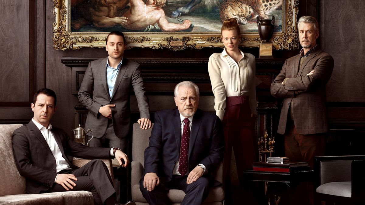 Succession, la tercera temporada se estrena en octubre