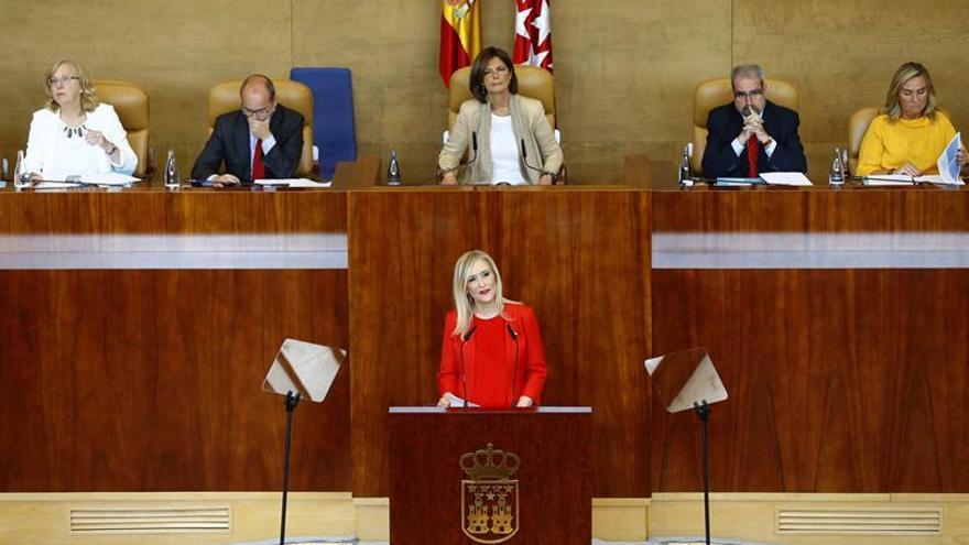 La oposición reanuda hoy el debate de estado de la región en la Asamblea
