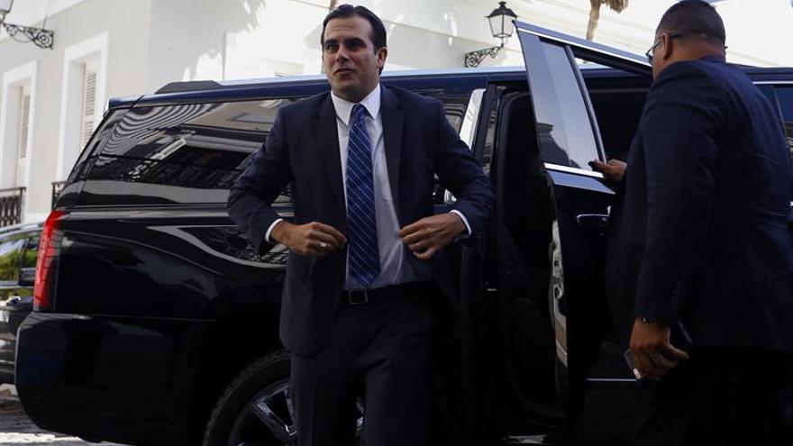 El gobernador de Puerto Rico pide al Congreso acabar con el actual estatus