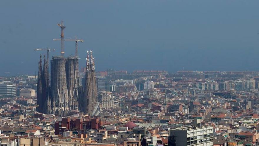 Desactivado el aviso preventivo por contaminación de partículas en Cataluña