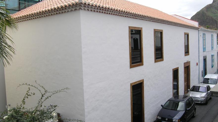 En la imagen, Museo de Arte Contemporáneo de Santa Cruz de La Palma.