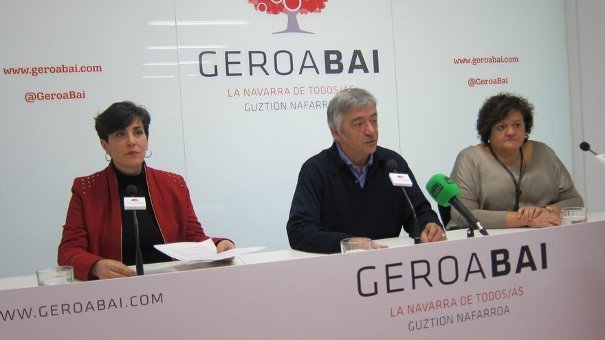 """Geroa Bai pide que se modifique el Real Decreto que """"impide"""" convocar plazas con requisito de inglés"""