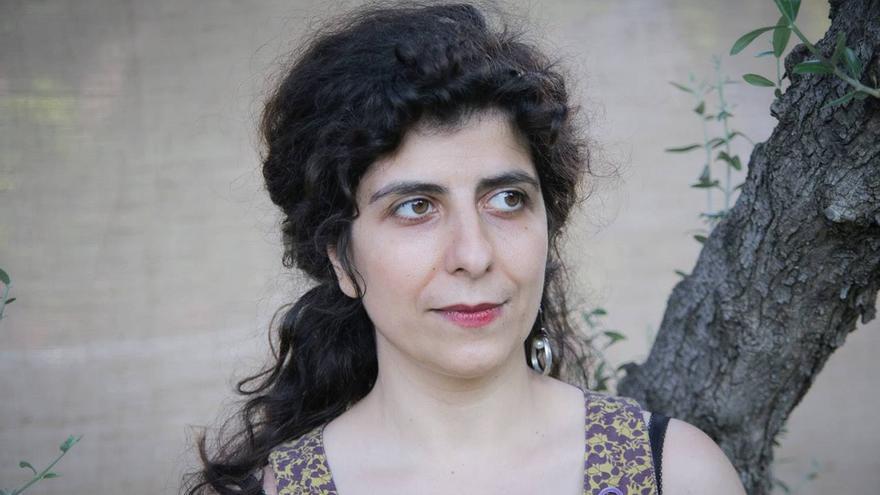 La dirigente de Unidad Popular Katerina Sergidou.