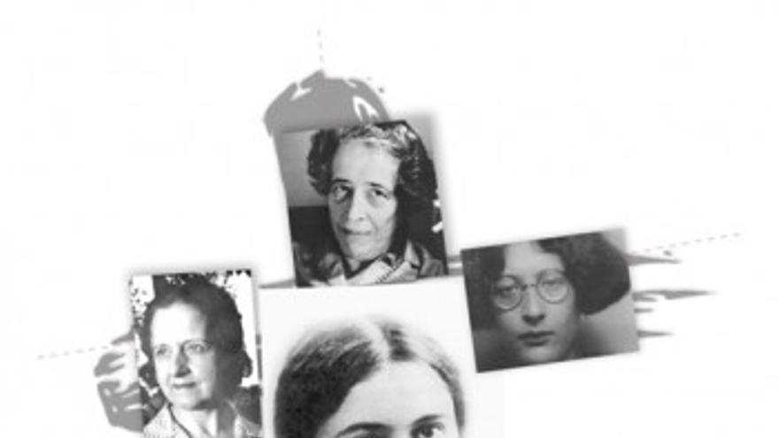 Edith Stein en compañía. Vidas filosóficas entrecruzadas de María Zambrano, Hannah Arendt y Simone Weil