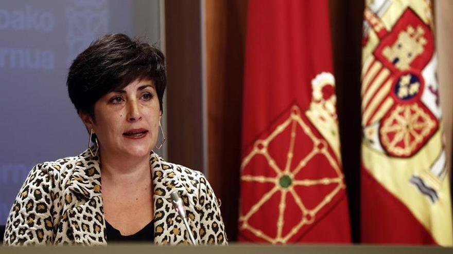 """El Gobierno de Navarra ve con """"estupor"""" y """"preocupación"""" sucesos Cataluña"""
