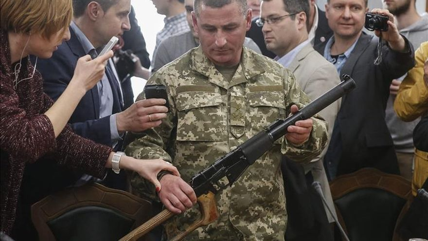 Al menos un civil muerto en Donetsk por fuego de la artillería ucraniana