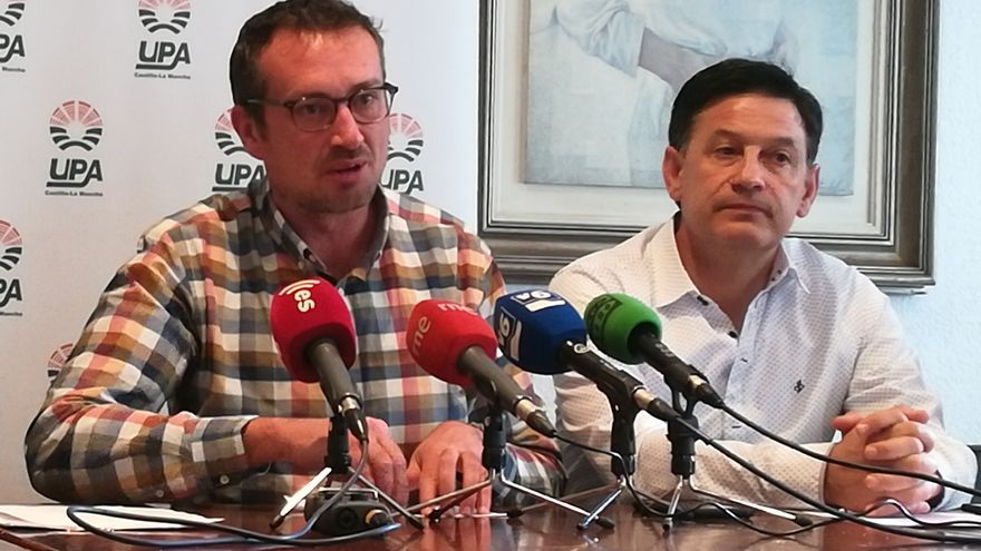 Alejandro García-Gasco y Julián Morcillo