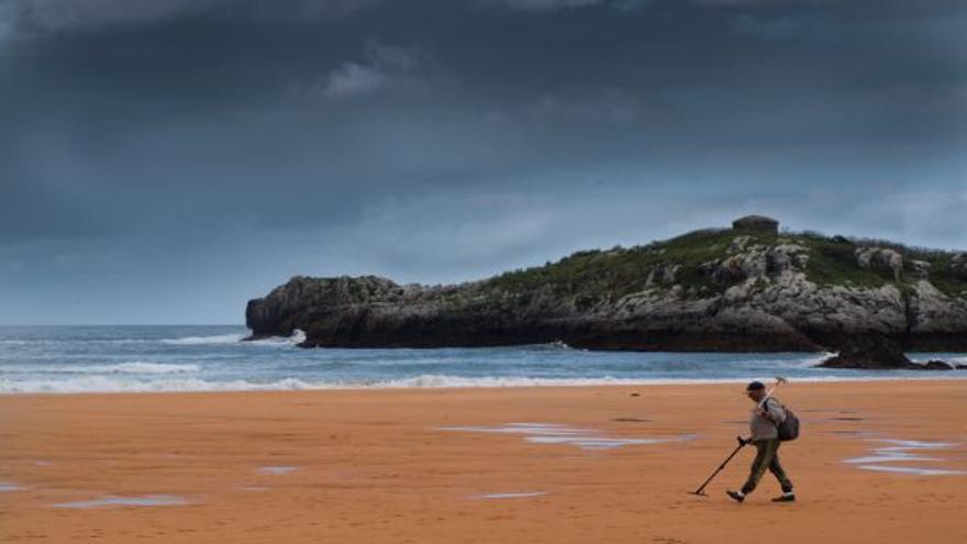 Playa de Ris en Noja.