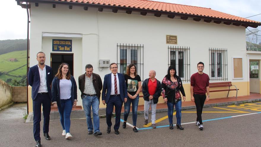 Las antiguas escuelas del pueblo de La Montaña se convierten en Centro Cívico