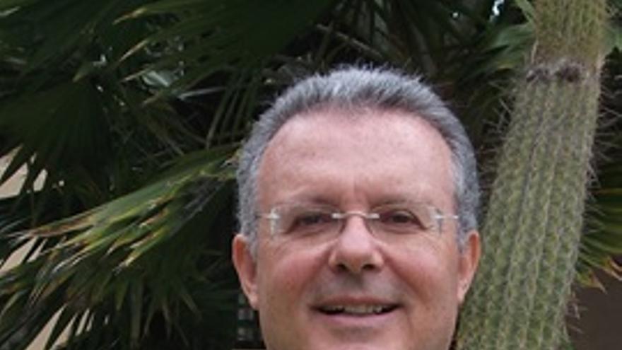 El nuevo director y jefe general del gabinete de Presidencia, Marino Alduán Guerra.