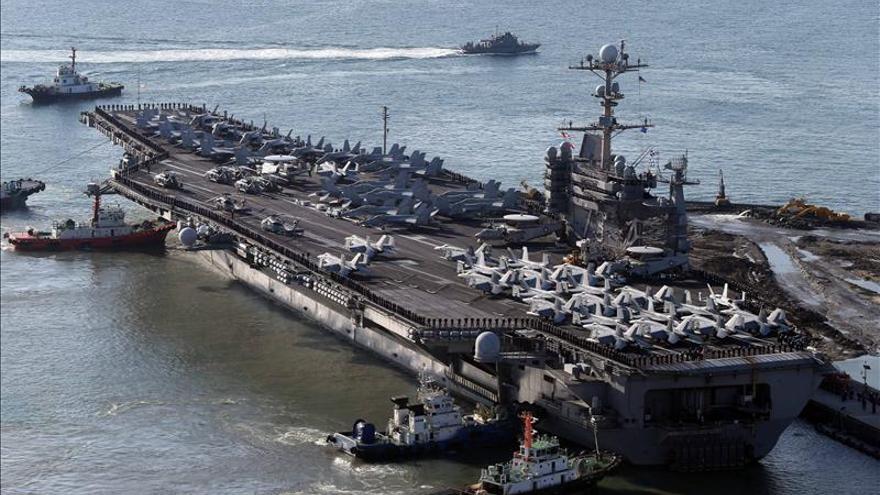 Seúl pagará un 5,8 % más por mantener las tropas de EE.UU. en su territorio