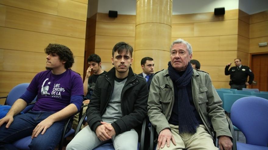 Verstrynge se declara no culpable en el juicio por agresión a un policía durante una marcha por la República