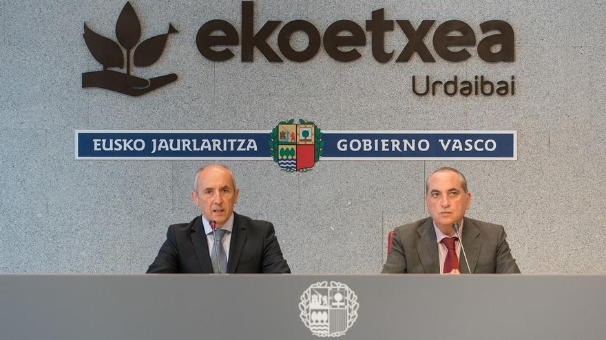 """Gobierno vasco afirma que la iniciativa soberanista de ELA y LAB """"no es nueva"""" y ya se planteó en el Parlamento vasco"""