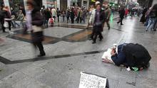 España es uno de los países más desiguales en Europa.