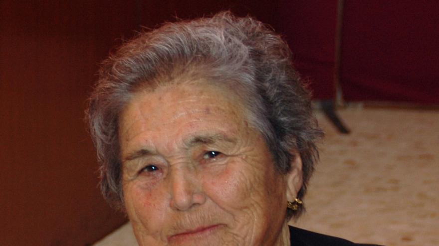 Francisca Adame, republicana, luchadora antifranquista