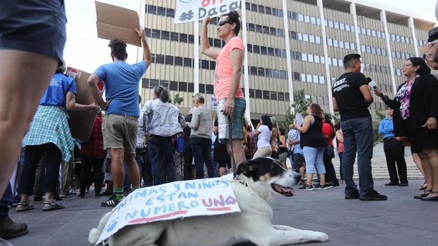 Numerosas universidades critican el fin del DACA y apoyan a los inmigrantes