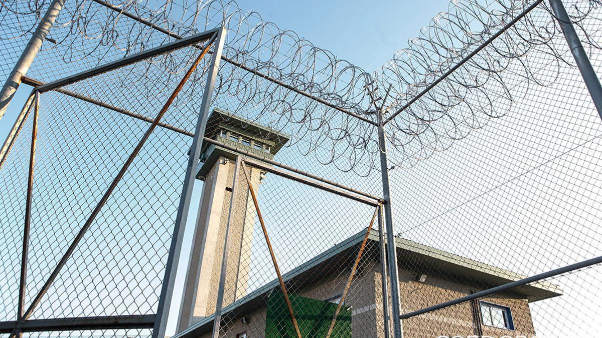 Prisión de Córdoba.